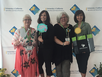 Master Gardeners at the 2017 Conference